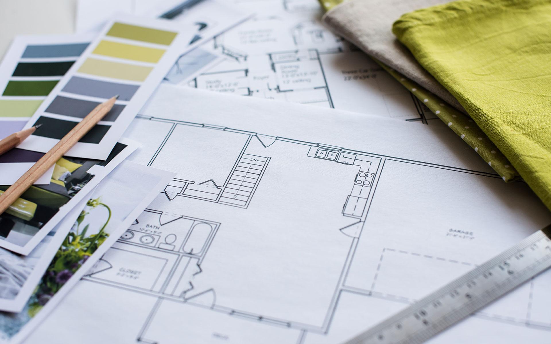 innenarchitektur - fachkundige beratung und sorgfältiger vorentwurf, Innenarchitektur ideen