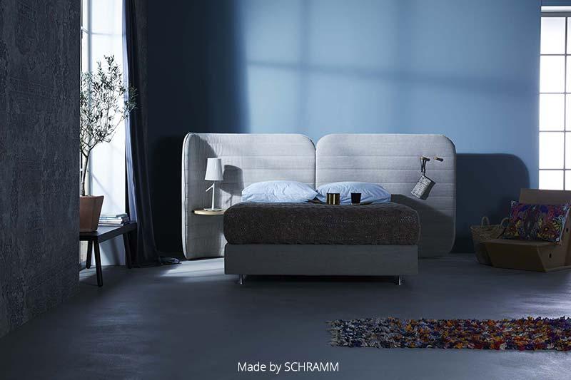 Made by SCHRAMM - Hans G. Bock