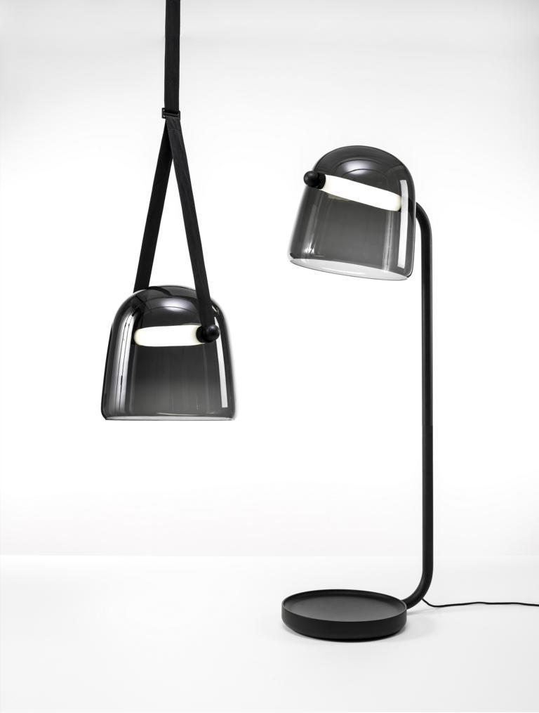 hans g bock hat lampen der extraklasse von brokis im programm. Black Bedroom Furniture Sets. Home Design Ideas