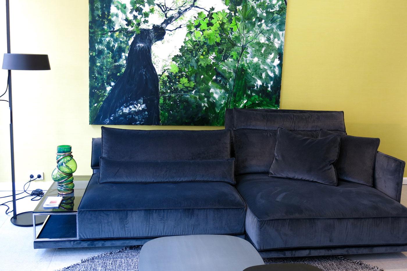 Exklusive sofas und wohnlandschaften bei hans g bock - Exklusive esstische ...