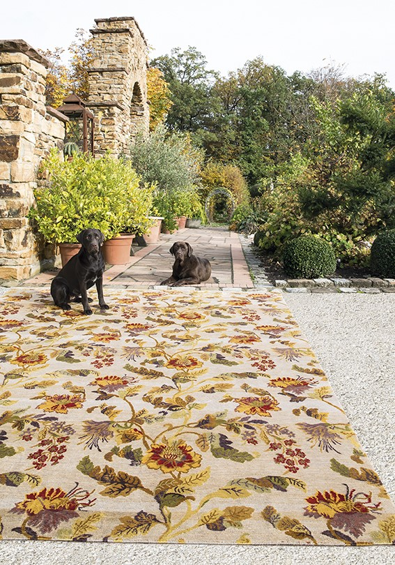 tibetische teppiche von domaniecki carpetence bei hans g bock. Black Bedroom Furniture Sets. Home Design Ideas