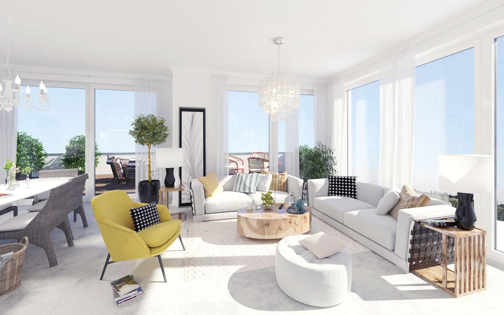 Ferienimmobilien hans g bock for Innenarchitektur wohnzimmer einrichten
