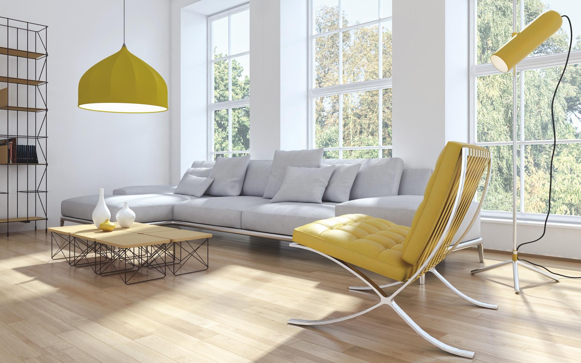Ferienhaus mit Designerausstattung