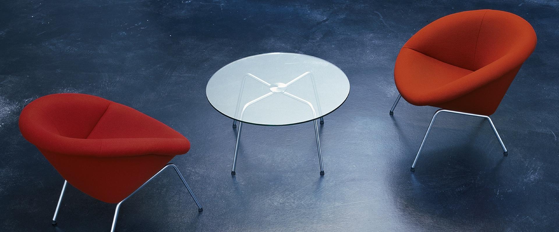 Den Sessel 369 von Walter Knoll finden Sie bei Hans G. Bock.