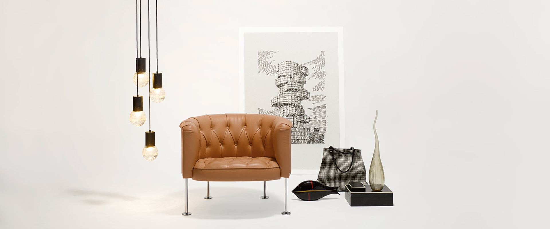 Den Sessel Haussmann 310 von Walter Knoll finden Sie bei Hans G. Bock.