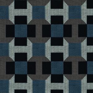 Muster, die in Erinnerung bleiben: Stoffe von Hermès bei Hans G. Bock in Hannover.